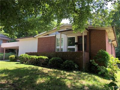 High Point Single Family Home For Sale: 1706 Bristol Place