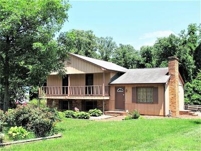 Single Family Home Sold: 1283 Millerwood Drive