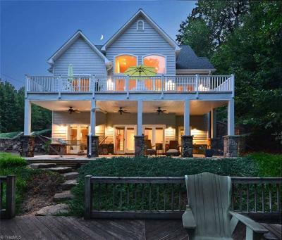 Troy Single Family Home For Sale: 978 Island Creek Drive