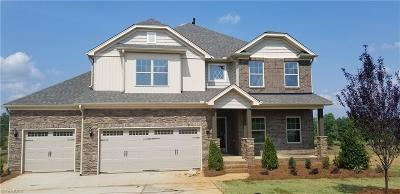 Stokesdale Single Family Home For Sale: 8104 Northwest Meadows Drive #Lot 3