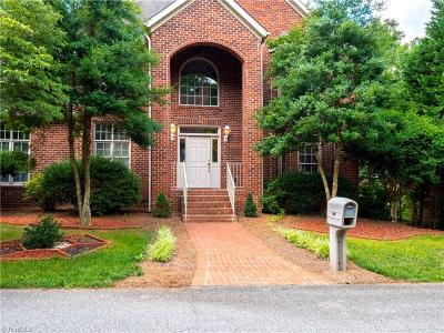 Winston Salem Single Family Home For Sale: 103 Candlewyck Drive