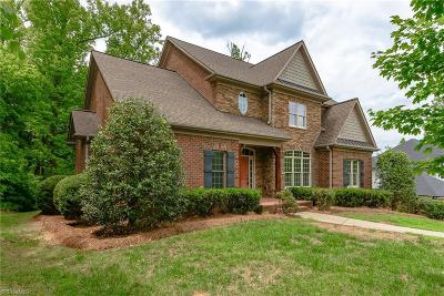 Winston Salem Single Family Home For Sale: 2820 Creekfield Way