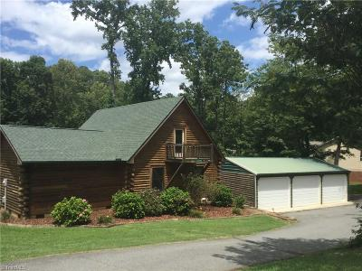 Lexington Single Family Home For Sale: 12495 Nc Highway 8