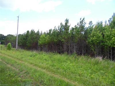 Caswell County Residential Lots & Land For Sale: 00 Henry Graves Road