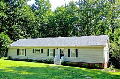 Reidsville Single Family Home Due Diligence Period: 291 County Line Road