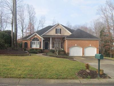 Alamance County Single Family Home Due Diligence Period: 208 Cypress Point