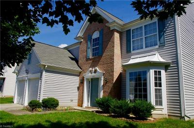 High Point Single Family Home For Sale: 1440 Cantwell Court