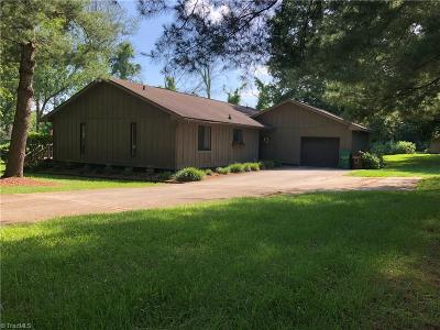 High Point Single Family Home For Sale: 4109 Aberdare Drive