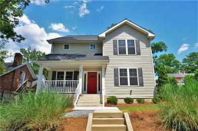 Greensboro Single Family Home For Sale: 409 Warren Street
