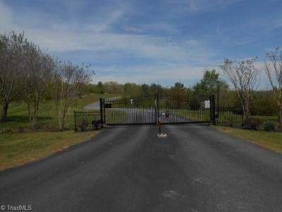 Caswell County Residential Lots & Land For Sale: 00 Lake Shore Drive