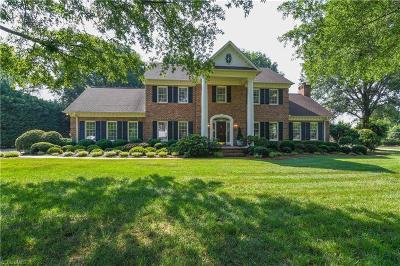 Greensboro Single Family Home For Sale: 5000 Century Oaks Court