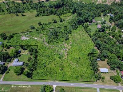 Residential Lots & Land For Sale: 10 Ac Knowles Road