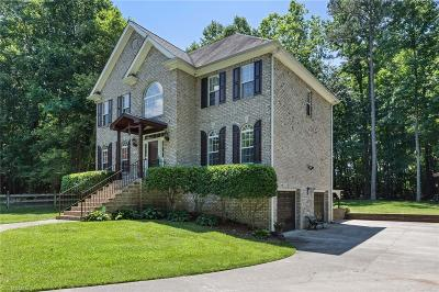 Kernersville Single Family Home For Sale: 1150 Matthews Place Lane
