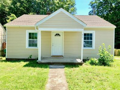 High Point Single Family Home For Sale: 617 Arch Street