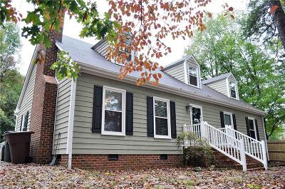 Greensboro Single Family Home For Sale: 1902 Westridge Road