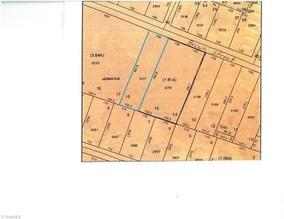 Lexington Residential Lots & Land For Sale: 1041 Brown Street