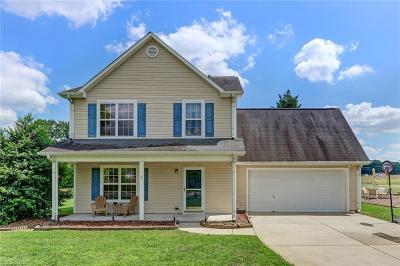 Reidsville NC Single Family Home For Sale: $149,900