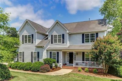Guilford County Single Family Home For Sale: 8502 Quail Creek Drive