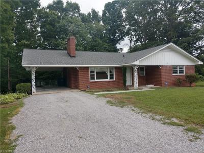 Ruffin Single Family Home Due Diligence Period: 7538 Nc Highway 700