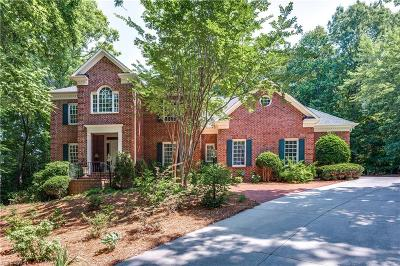 Greensboro NC Single Family Home For Sale: $880,000