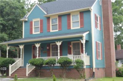 Greensboro Single Family Home For Sale: 508 S Cedar Street