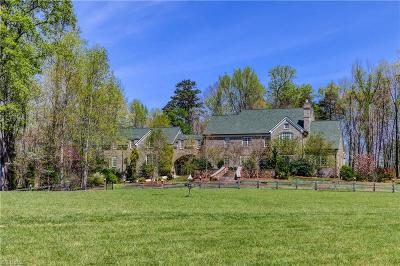 Kernersville NC Single Family Home Due Diligence Period: $1,495,000