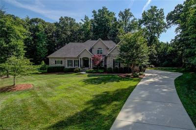 Summerfield Single Family Home For Sale: 6214 Bradford Place Court