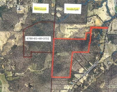 Denton Residential Lots & Land For Sale: Hulin McDowell Road