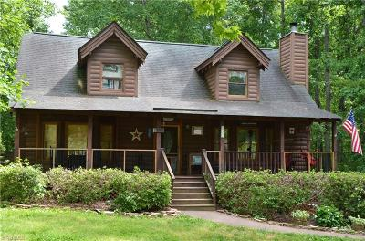 Lewisville Single Family Home For Sale: 8704 Concord Church Road