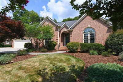 Greensboro Single Family Home For Sale: 8 Windsor Castle Court