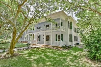 Salisbury Single Family Home For Sale: 229 W Bank Street W #Lot A