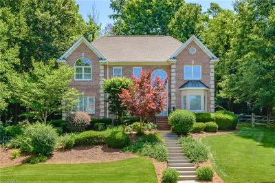 Winston Salem Single Family Home Due Diligence Period: 4257 Saddlewood Forest Drive