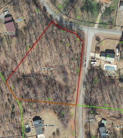 Residential Lots & Land For Sale: Todd Drive