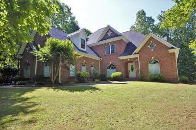 Winston Salem Single Family Home For Sale: 5310 Mercia Court