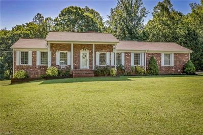 Kernersville Single Family Home Due Diligence Period: 2697 Bethel Church Road