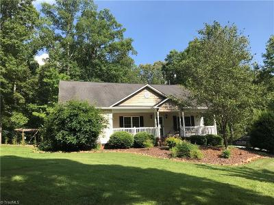 Lexington Single Family Home For Sale: 286 S Miners Trail