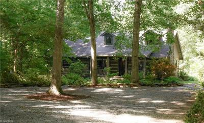 Gibsonville Single Family Home For Sale: 8451 Running Creek Road