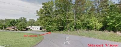 Iredell County Residential Lots & Land For Sale: 600 Central Drive