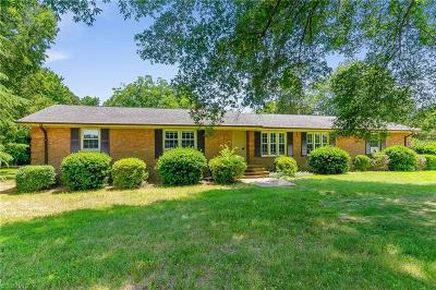 Guilford County Single Family Home For Sale: 600 Archergate Road