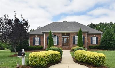 Alamance County Single Family Home For Sale: 3167 Heritage Lane