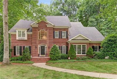 Summerfield Single Family Home For Sale: 6091 Windsor Farme Road