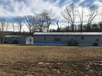 Randleman Multi Family Home For Sale: 3568 Old Cedar Falls Road
