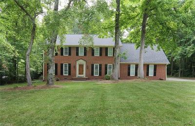 Guilford County Single Family Home For Sale: 4105 Stonebrook Farms Road