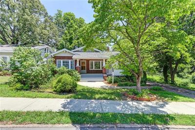 Guilford County Single Family Home For Sale: 1112 N Hamilton Street