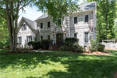 Greensboro Single Family Home For Sale: 1 Elm Grove Court