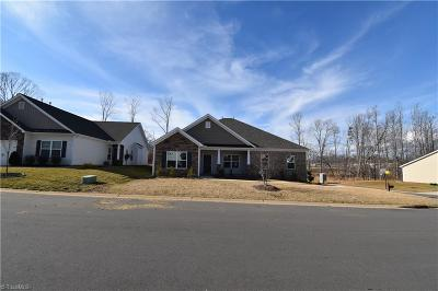 Walkertown Single Family Home For Sale: 5407 Holbein Gate Road #Lot 23