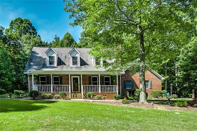 Asheboro Single Family Home For Sale: 2055 Hannah Drive
