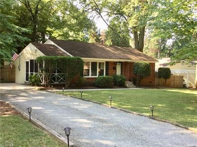 Guilford County Single Family Home For Sale: 3510 Vernon Street