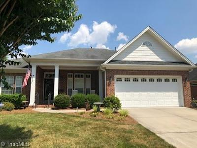 Clemmons Single Family Home For Sale: 181 Mabel Hartman Court