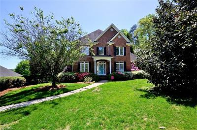 Winston Salem Single Family Home For Sale: 4940 Shady Maple Lane